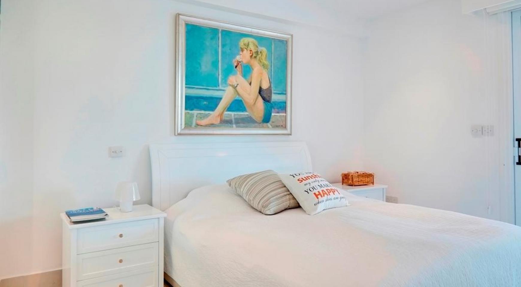 2-Спальная Квартира Категории Люкс Berengaria на Берегу Моря - 13
