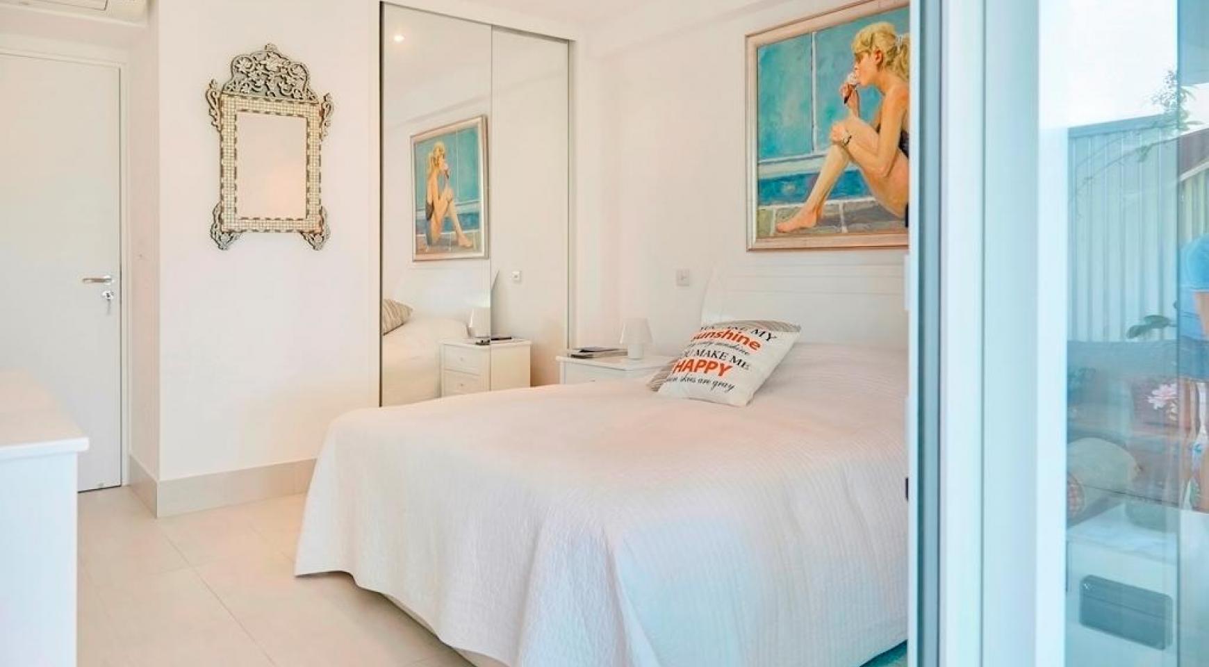 2-Спальная Квартира Категории Люкс Berengaria на Берегу Моря - 16