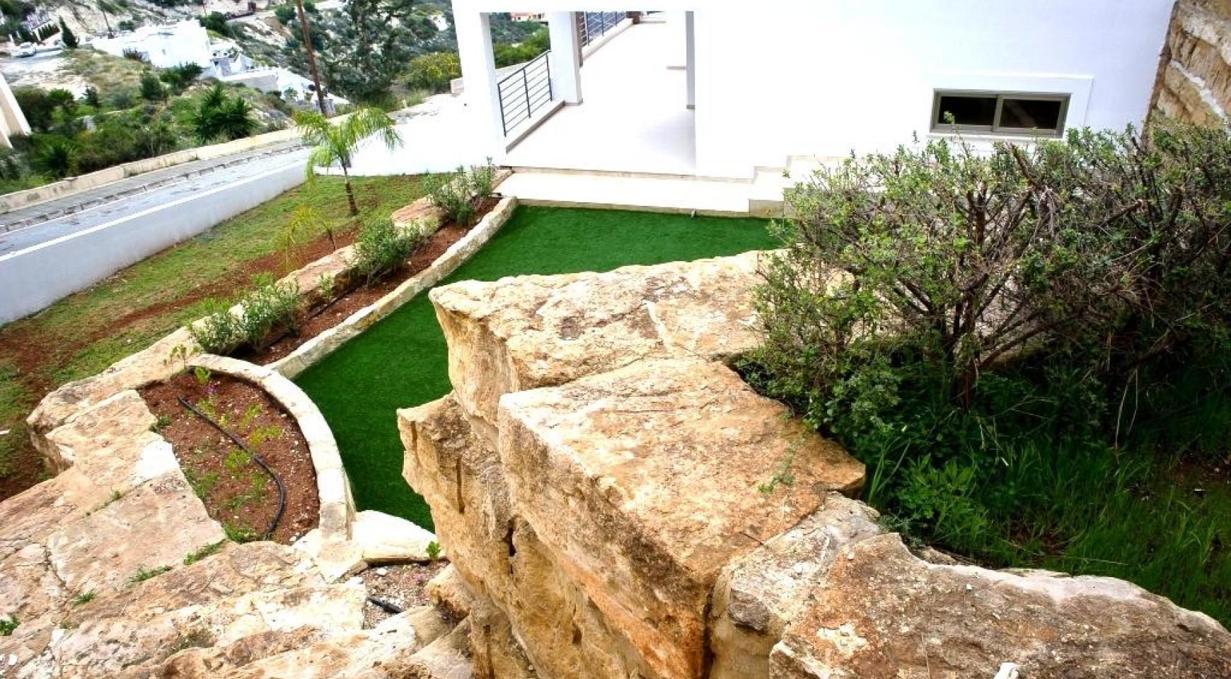 Элитная 4-Спальная Вилла с Прекрасным Видом на Море в Районе Agios Tychonas - 8