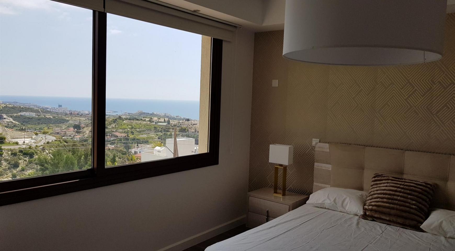 Элитная 6-Спальная Вилла с Захватывающими Видами на Море - 33