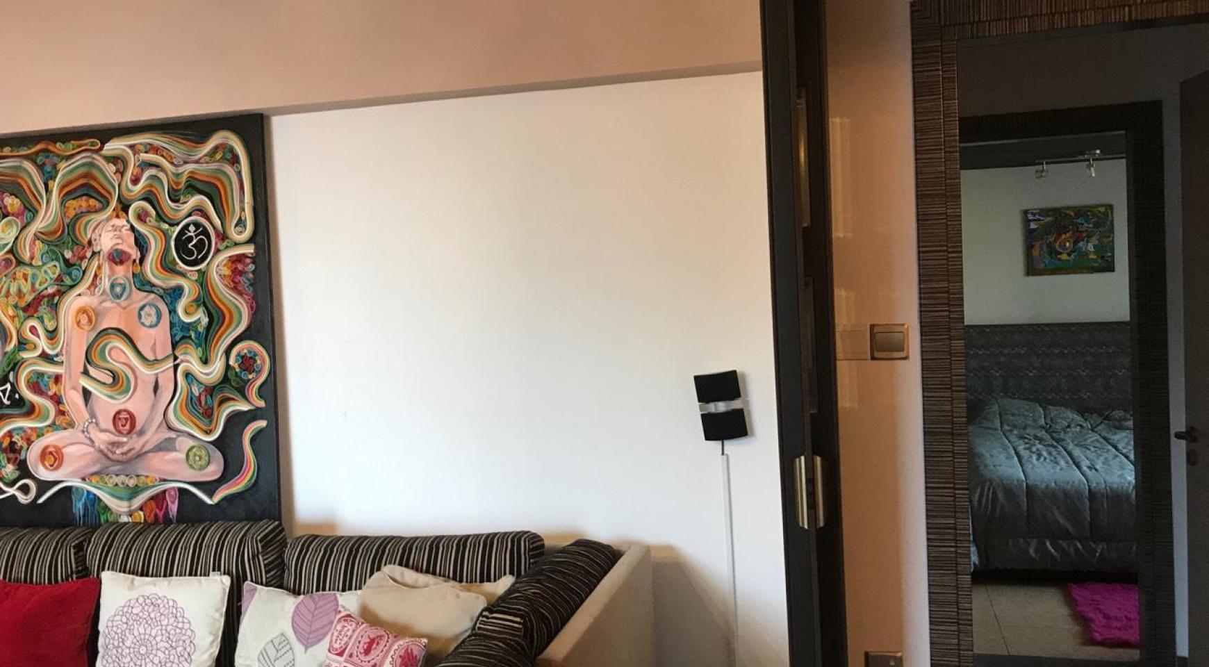 3-Спальная Квартира в Районе Molos возле Limassol Marina - 2