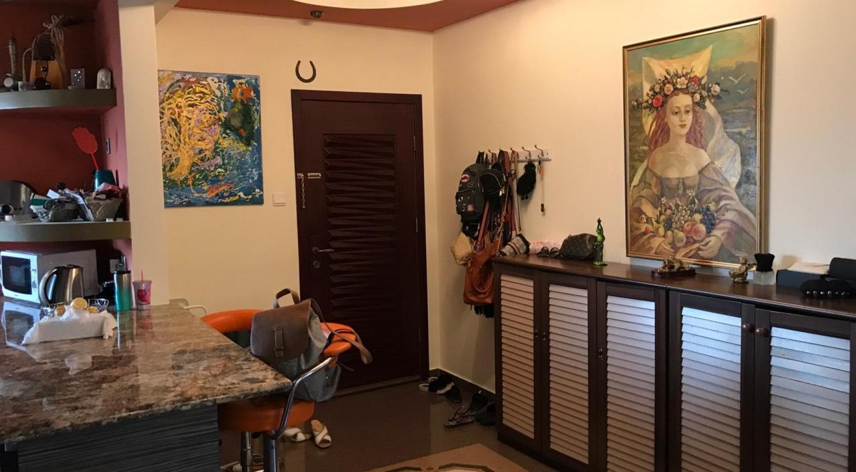 3-Спальная Квартира в Районе Molos возле Limassol Marina - 4