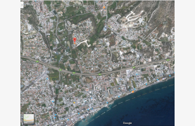 Большой Строительный Участок с Прямым Видом на Море в Районе Mesovounia - 4