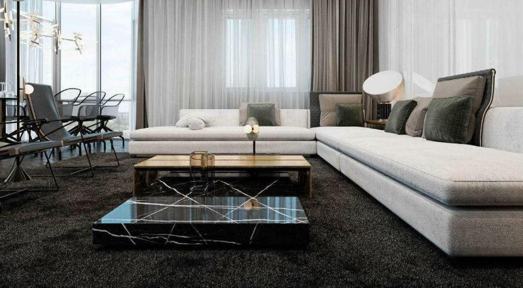 Новая 3-Спальная Квартира в Современном Здании в Районе Potamos Germasogeia - 6