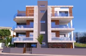 Новая 3-Спальная Квартира в Современном Здании в Районе Potamos Germasogeia - 9