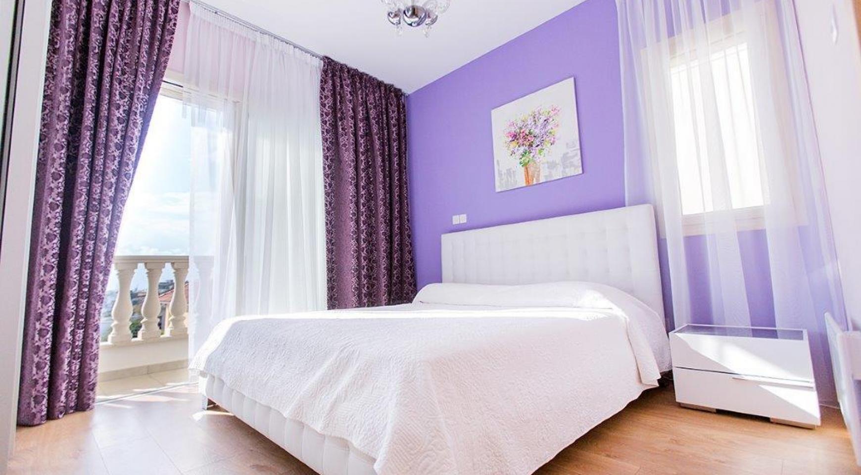 Новая Современная 4-Спальная Вилла в Районе Mouttagiaka - 18
