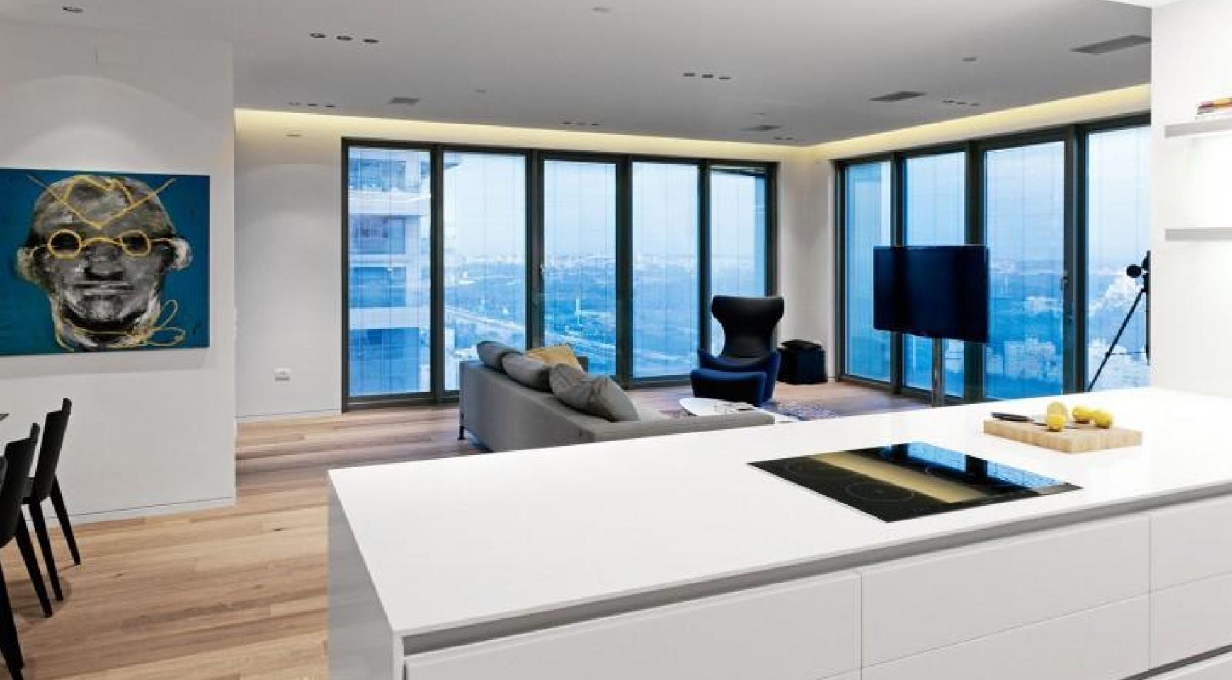 Новая 2-Спальная Квартира в Районе Enaerios - 11