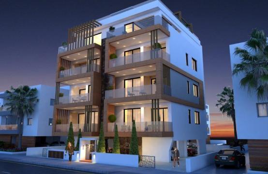 Новая 2-Спальная Квартира в Районе Enaerios