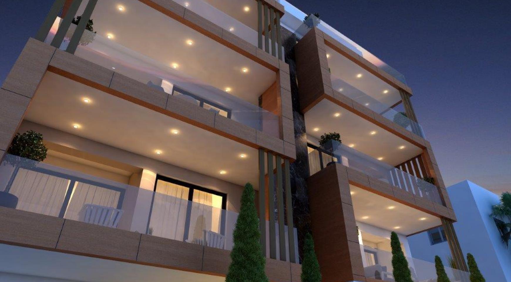Новая 2-Спальная Квартира в Районе Enaerios - 6