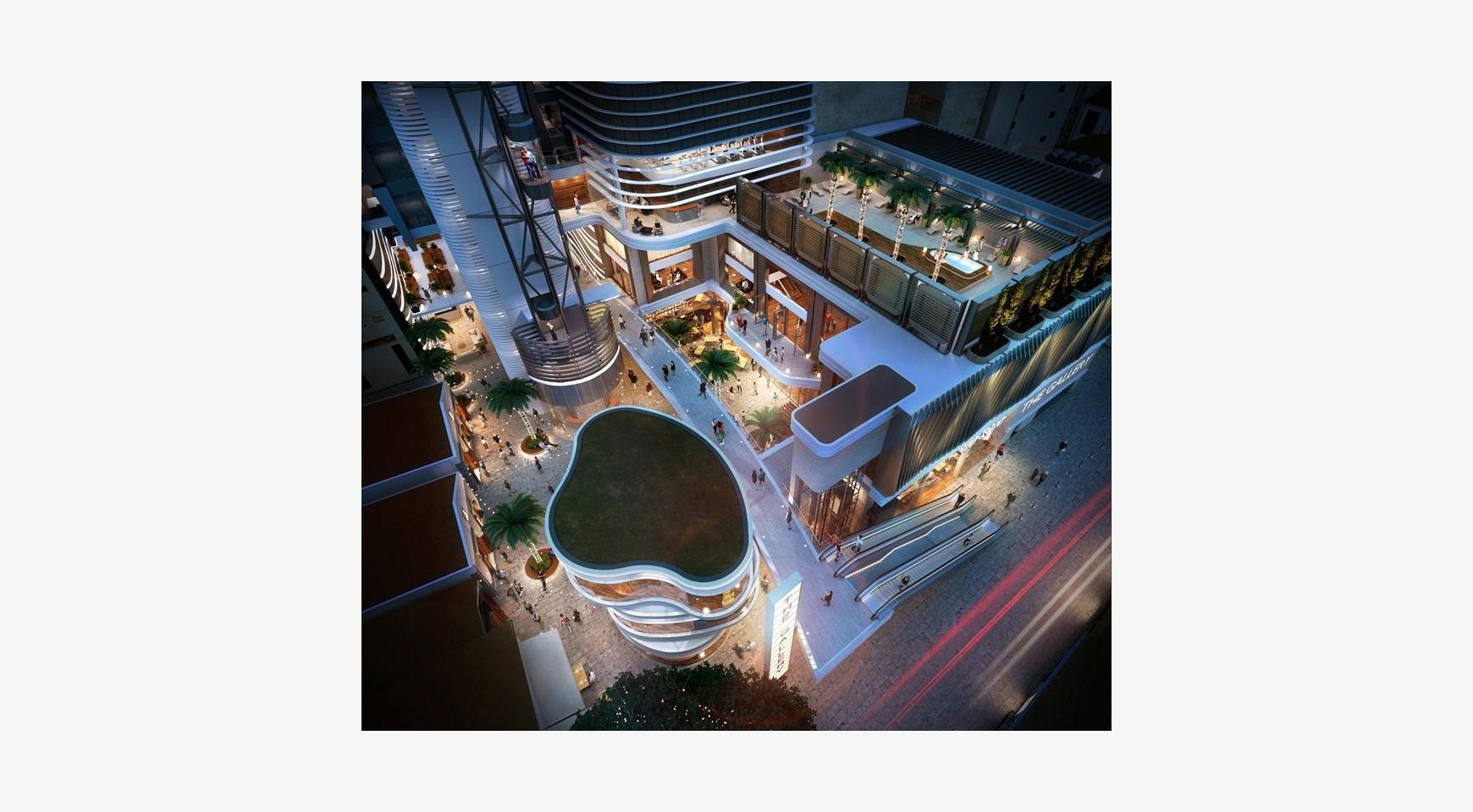 Современная Односпальная Квартира в Эксклюзивном Проекте у Моря - 2