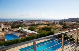 Элитная Современная Вилла с Захватывающим Видом на Море в Районе  Sfalaggiotissa - 63