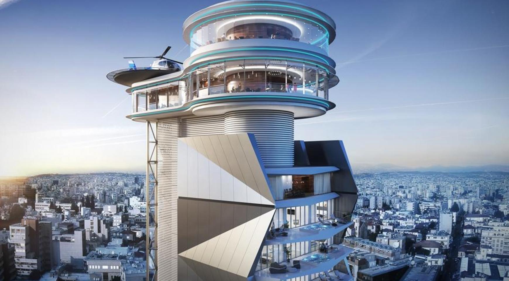 Современная Односпальная Квартира в Эксклюзивном Проекте у Моря - 1