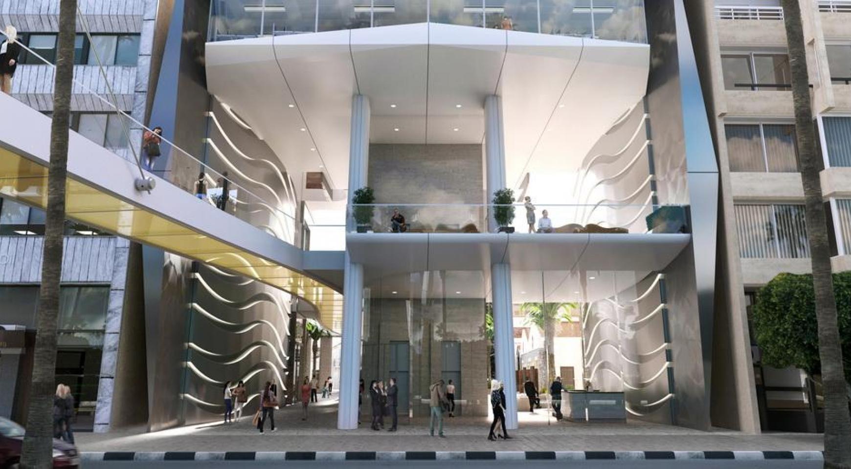 Эксклюзивный Офис в Уникальном Комплексе у Моря - 3