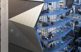 Эксклюзивный Офис в Уникальном Комплексе у Моря - 24