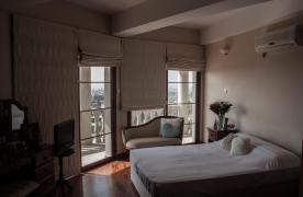 4-Спальная Вилла в Классическом Стиле с Видом на Море в Районе  Mesovounia - 36