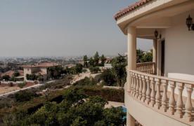 4-Спальная Вилла в Классическом Стиле с Видом на Море в Районе  Mesovounia - 34