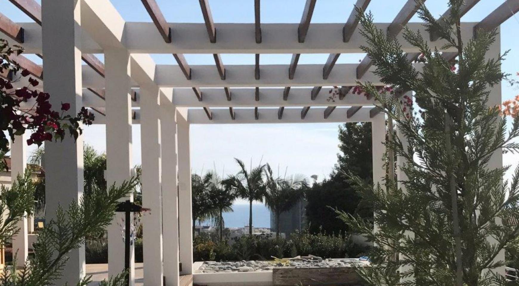 5-Спальная Вилла с видом на Море в районе  Agios Tychonas - 3