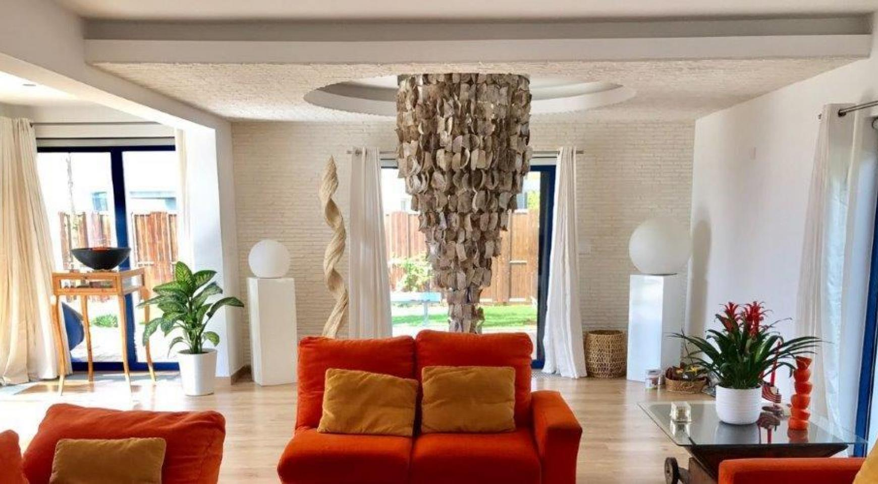 5-Спальная Вилла с видом на Море в районе  Agios Tychonas - 15
