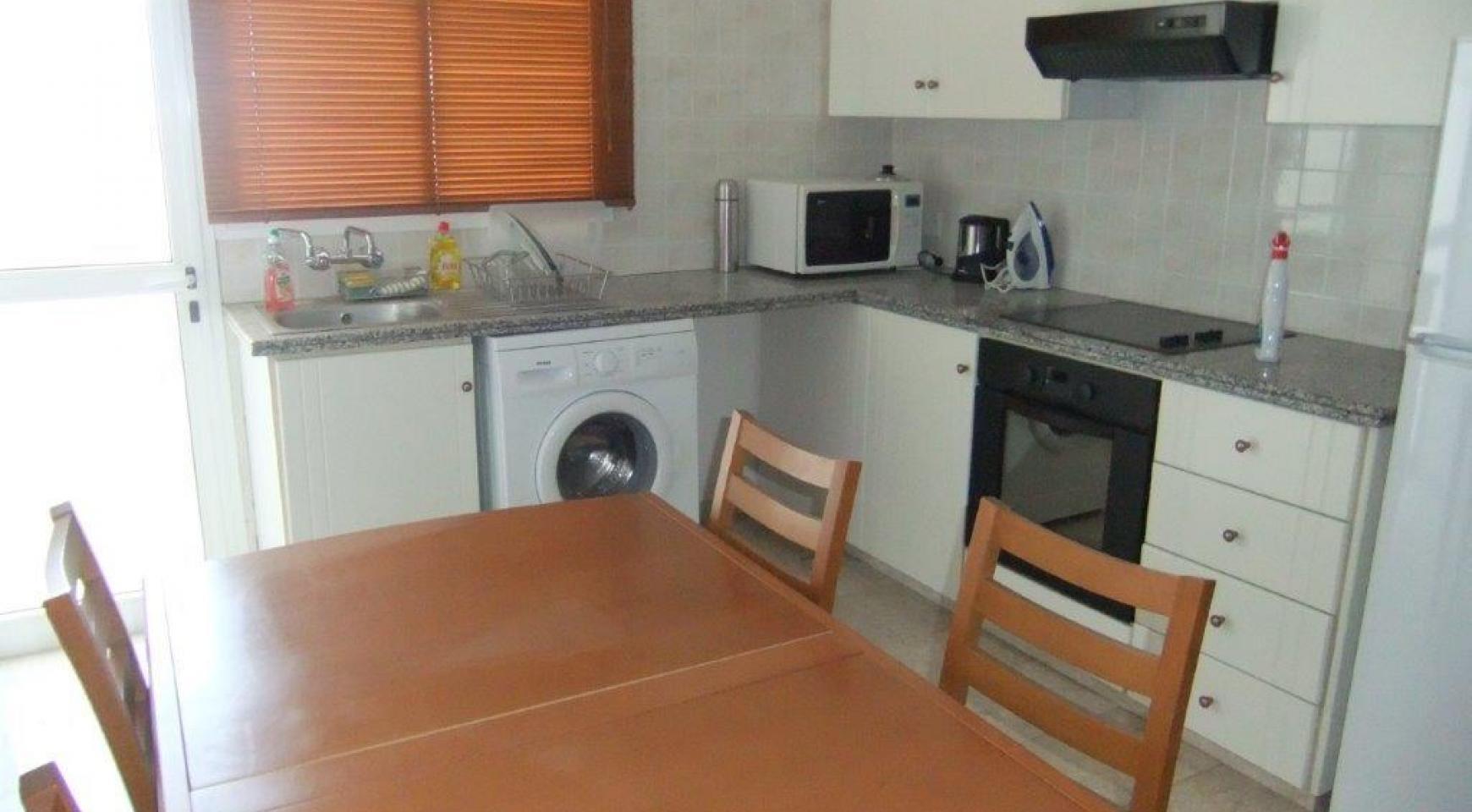 2-Спальная Квартира в Районе Mesa Geitonia - 3