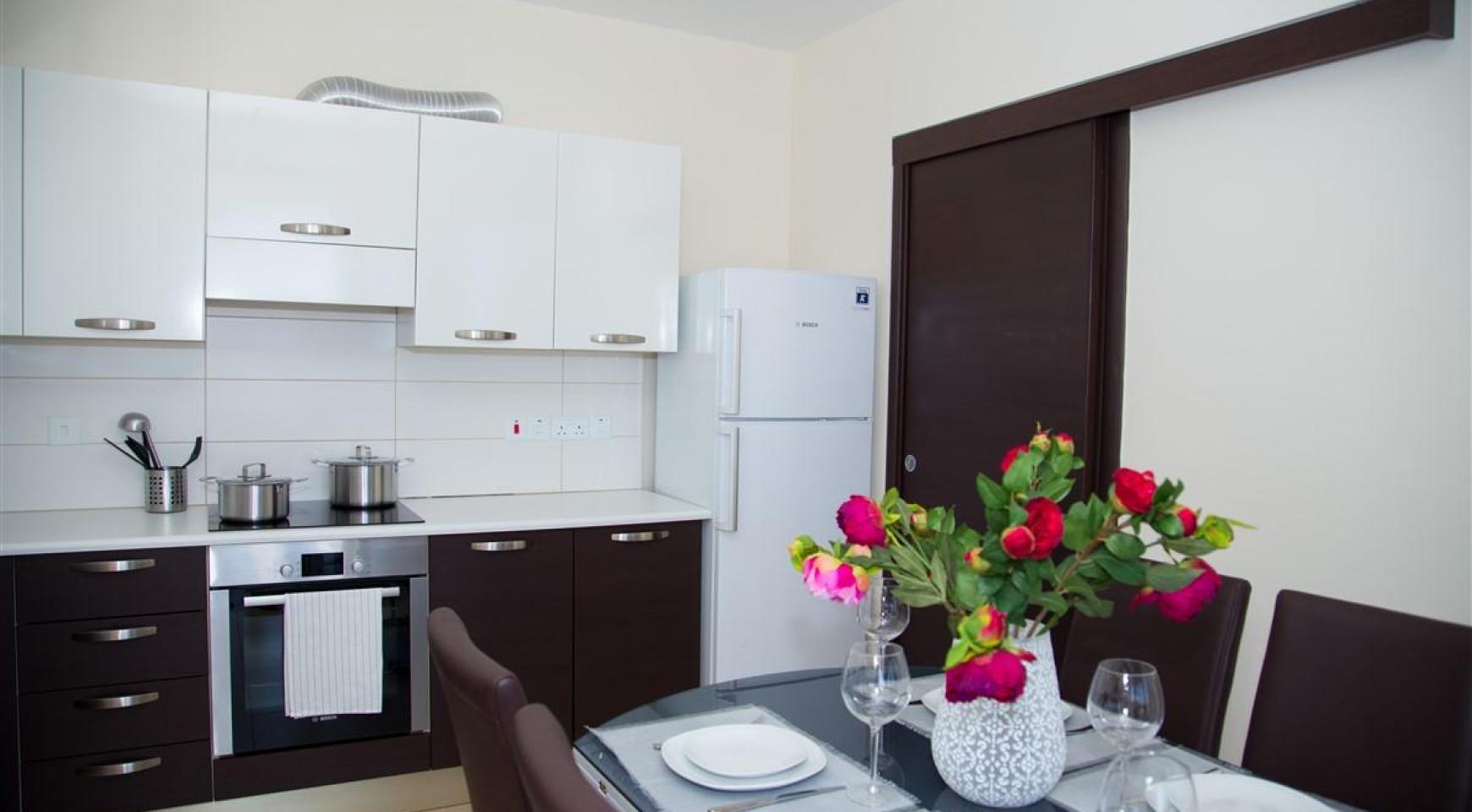 Современная  2-Спальная Квартира Christina 303 в Районе Потамос Гермасойя - 4
