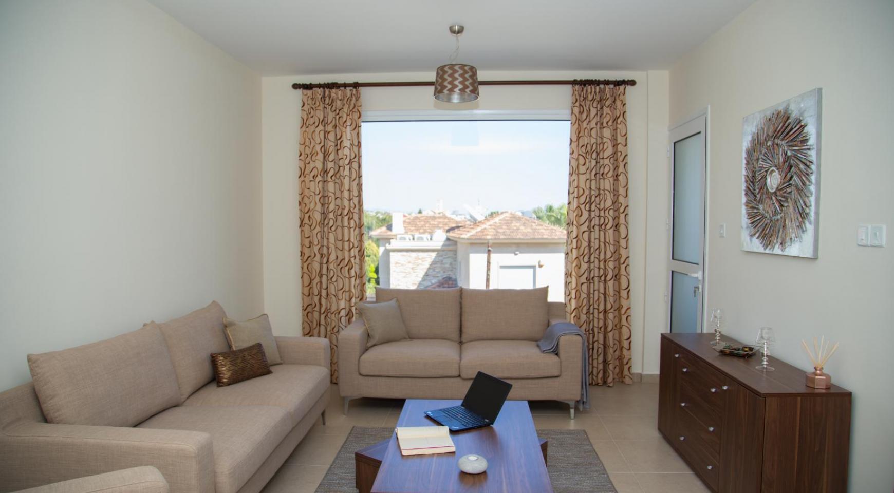 Современная  2-Спальная Квартира Christina 303 в Районе Потамос Гермасойя - 21