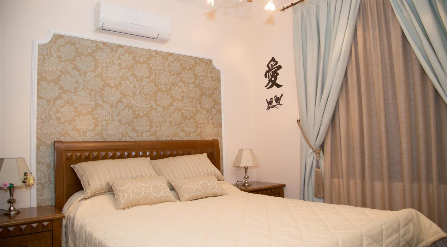 Красивая 4-Спальная Вилла в Деревне Суни - 14