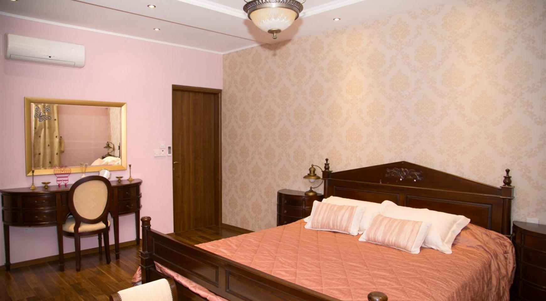 Красивая 4-Спальная Вилла в Деревне Суни - 11