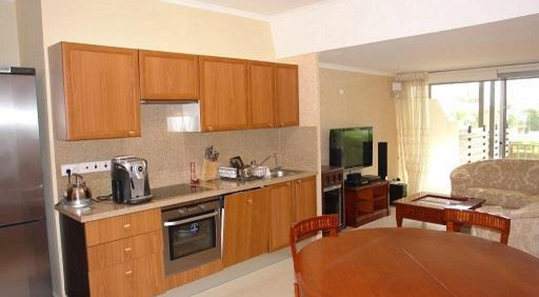 Уютная 3-Спальная Квартира у Моря в Районе Potamos Germasogeia - 2