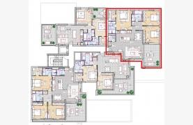 Современная 3-Спальная Квартира в Новом Комплексе возле Моря - 24