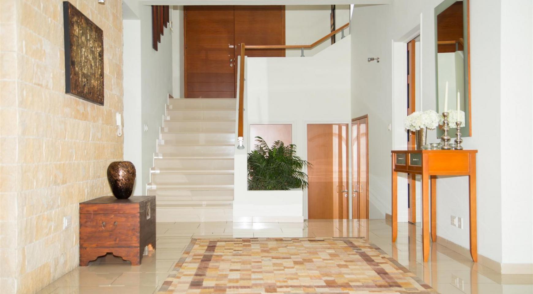 Современная Элитная 4-Спальная Вилла в Районе Sfalagiotisa, Agios Athanasios - 25