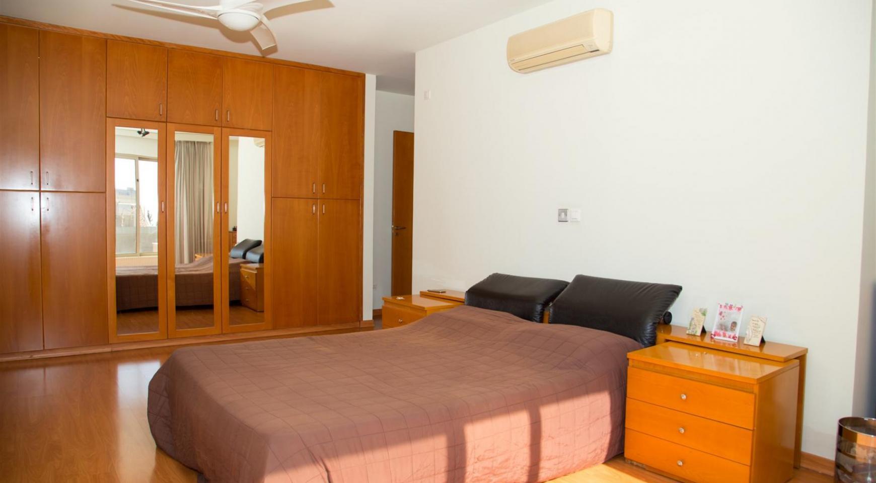 Современная Элитная 4-Спальная Вилла в Районе Sfalagiotisa, Agios Athanasios - 30