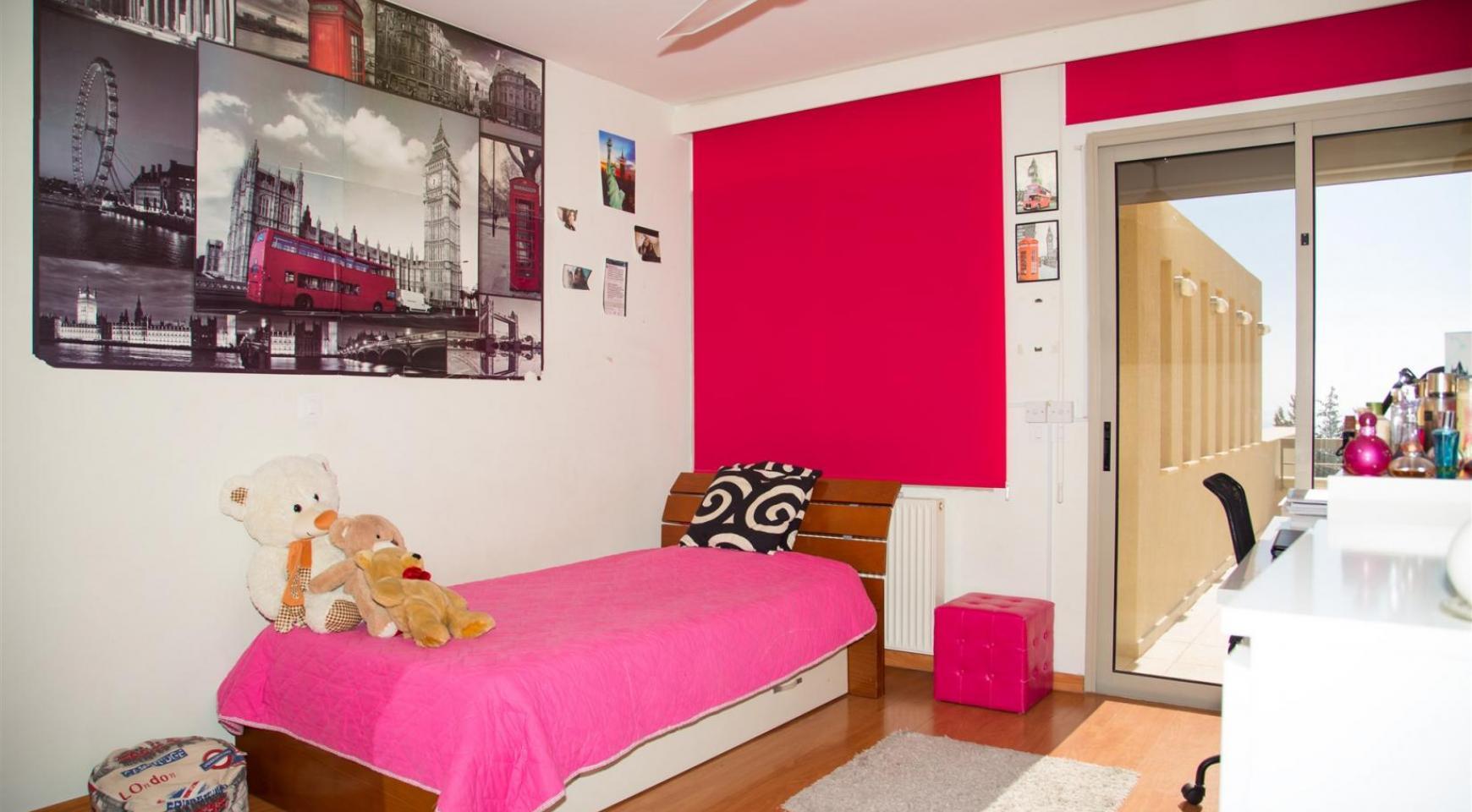 Современная Элитная 4-Спальная Вилла в Районе Sfalagiotisa, Agios Athanasios - 27