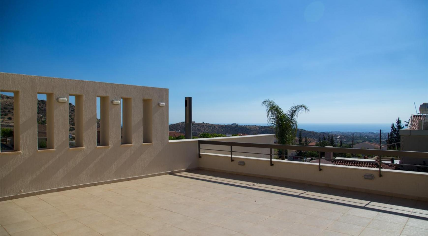 Современная Элитная 4-Спальная Вилла в Районе Sfalagiotisa, Agios Athanasios - 8