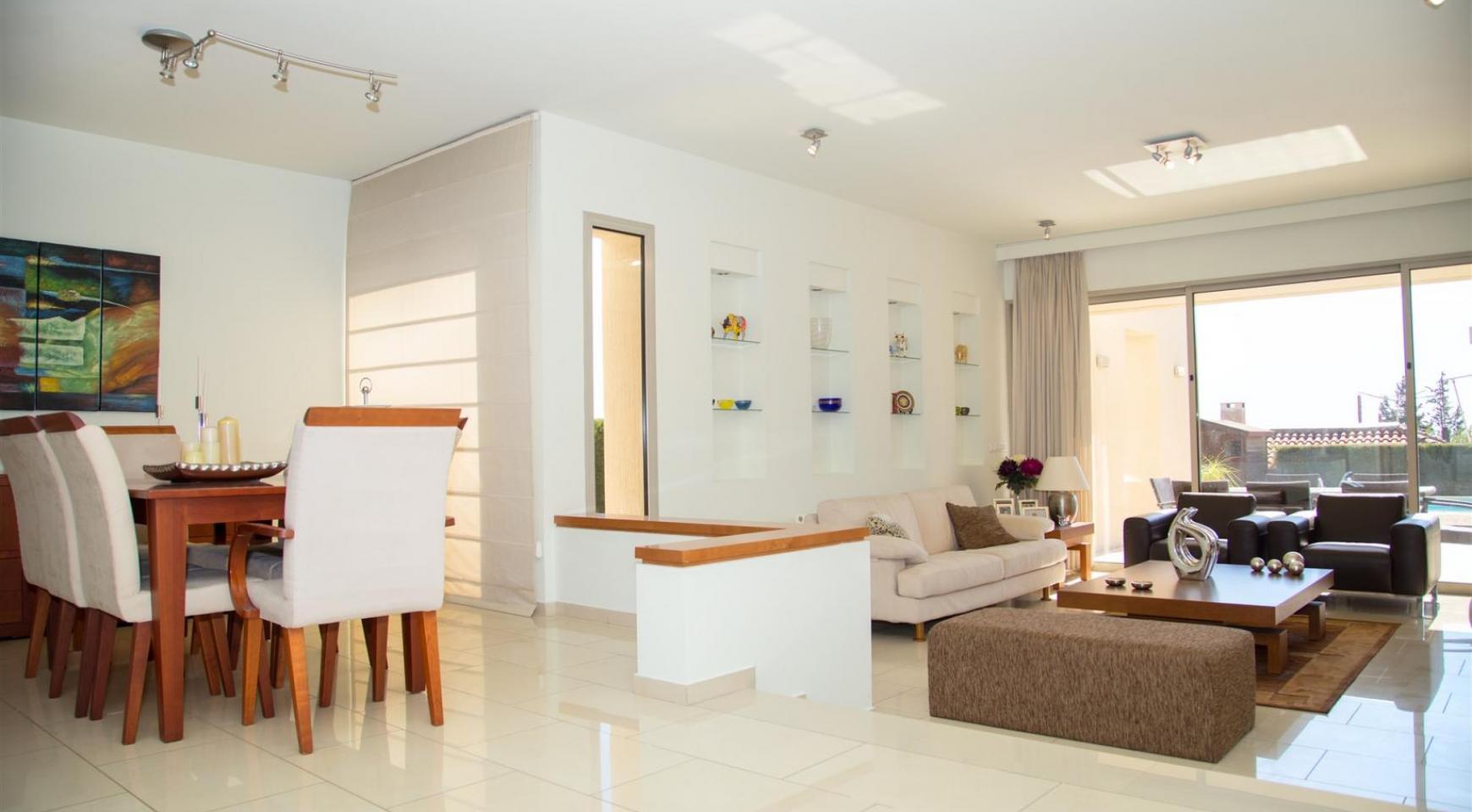 Современная Элитная 4-Спальная Вилла в Районе Sfalagiotisa, Agios Athanasios - 14