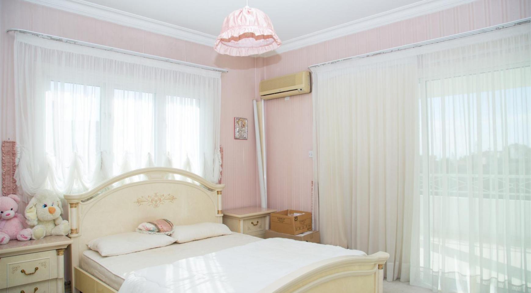 Просторная 4-Спальная Вилла в Районе Germasogeia - 20