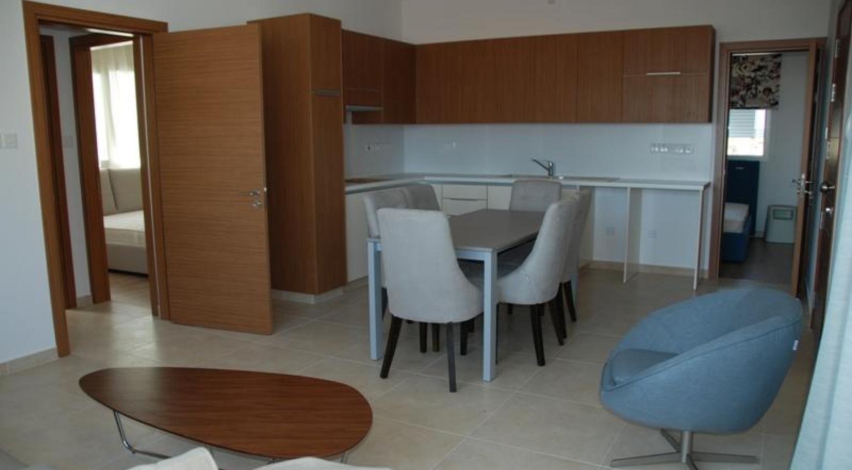 Новая 3-Спальная Квартира в Районе Germasogeia - 6