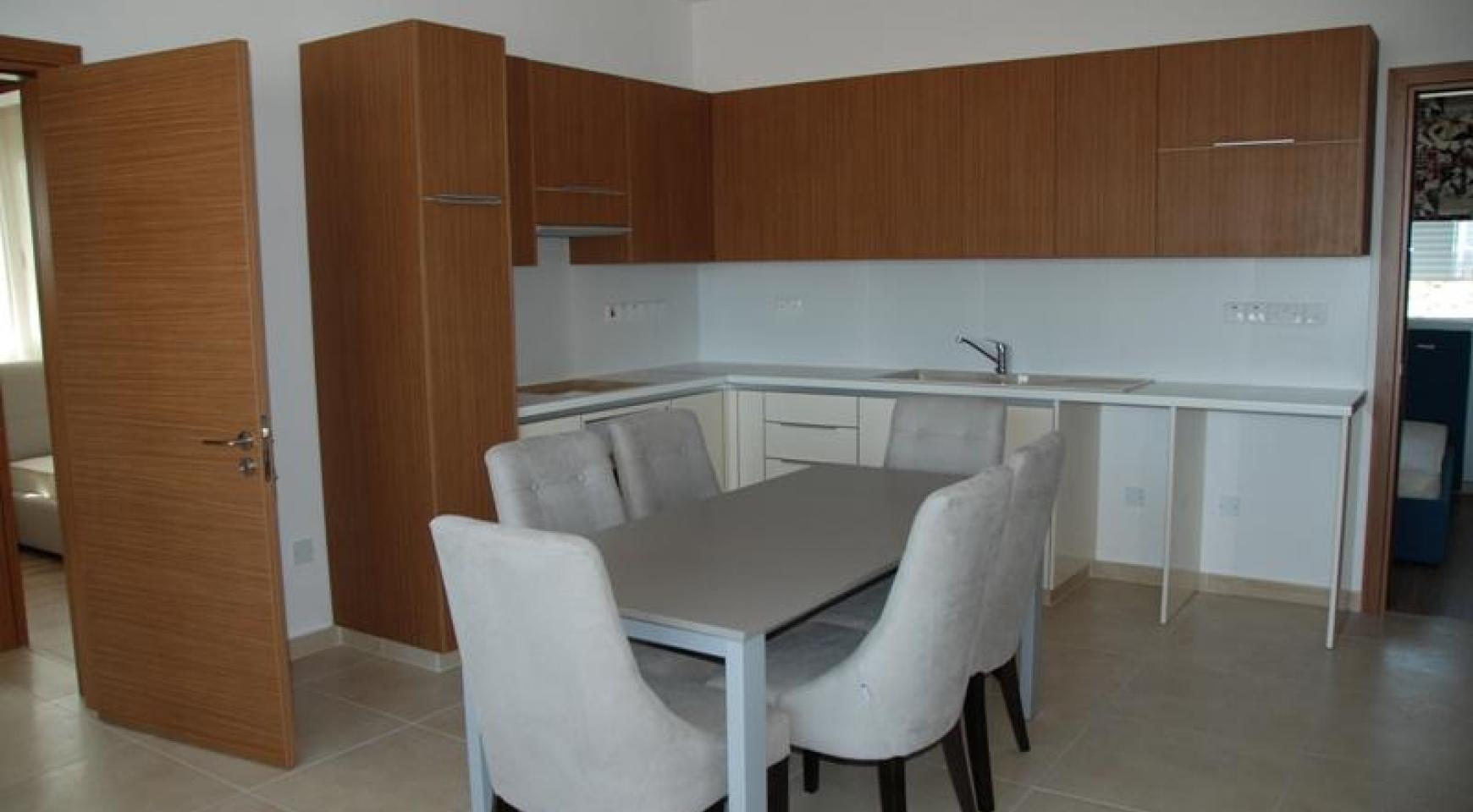 Новая 3-Спальная Квартира в Районе Germasogeia - 4