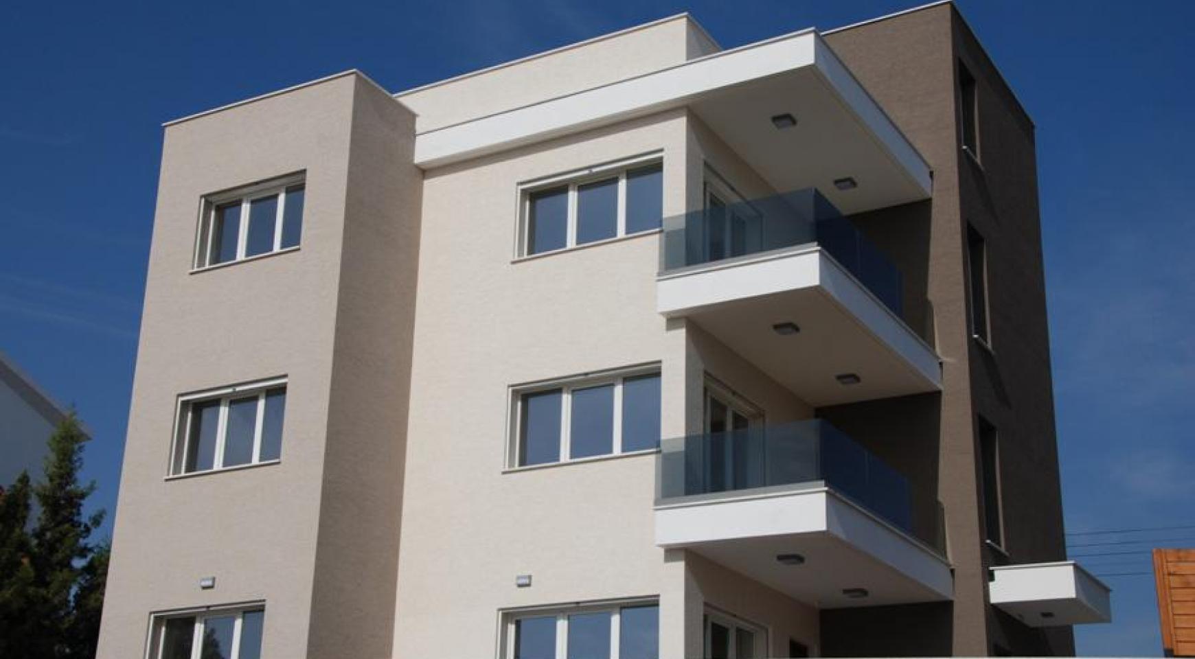 Новая 3-Спальная Квартира в Районе Germasogeia - 1