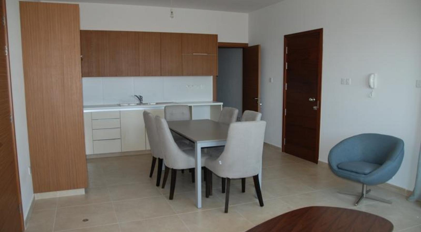 Новая 3-Спальная Квартира в Районе Germasogeia - 5