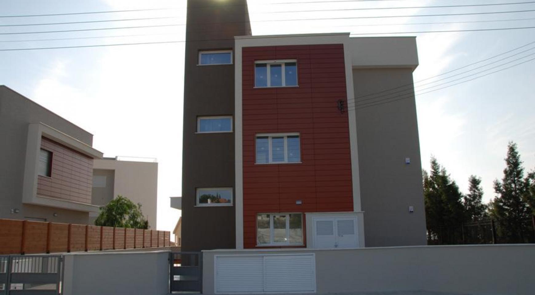 Новая 3-Спальная Квартира в Районе Germasogeia - 3