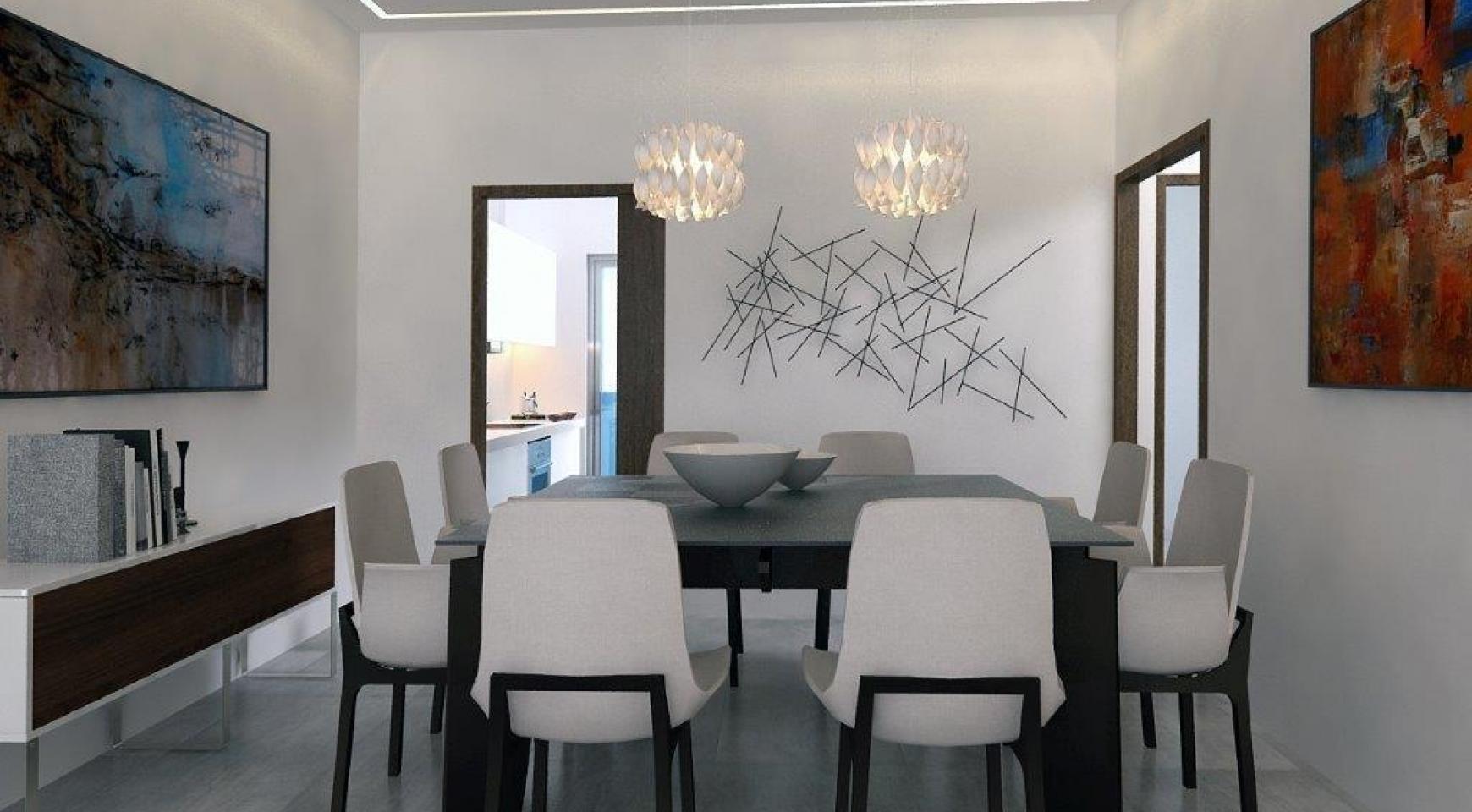 Новая 3-Спальная Квартира в Районе Agios Tychonas - 13
