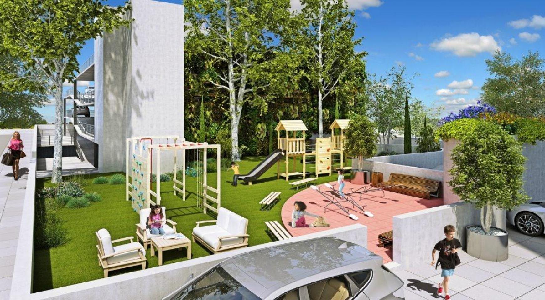 Современная 3-Спальная Квартира в Новом Уникальном Проекте у Моря - 10