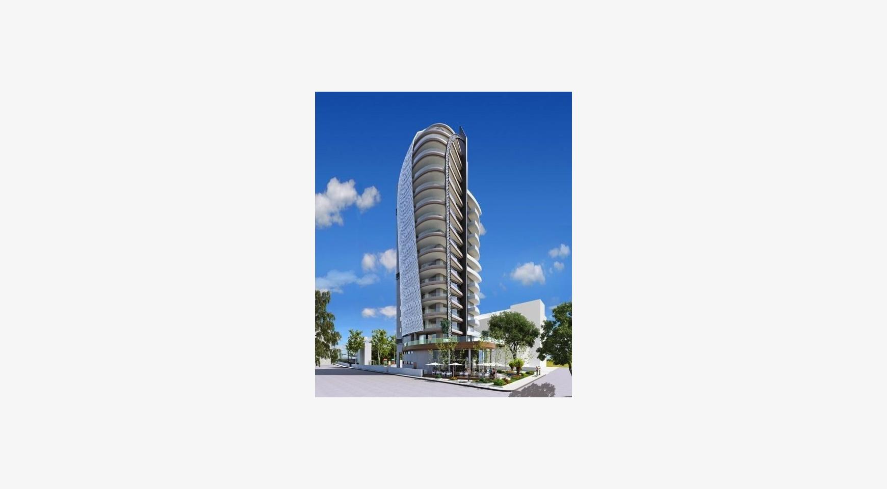 Современная 3-Спальная Квартира в Новом Уникальном Проекте у Моря - 5