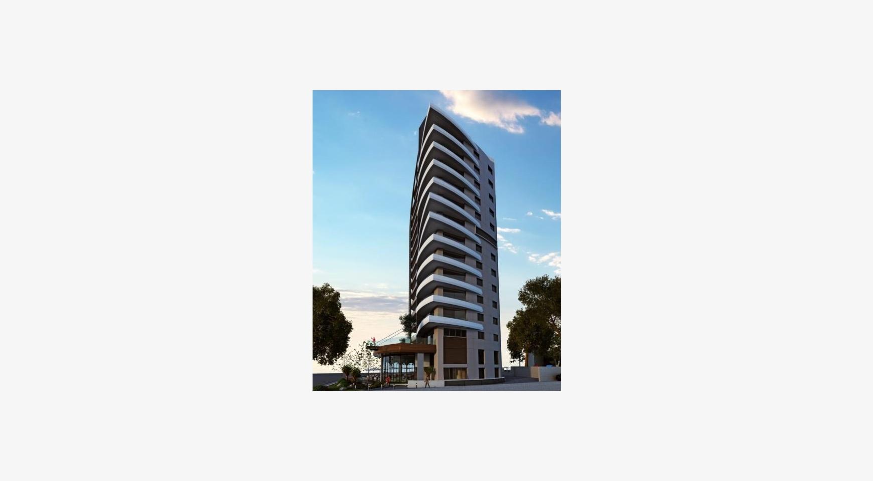 Современная 2-Спальная Квартира в Новом Уникальном Проекте у Моря - 3