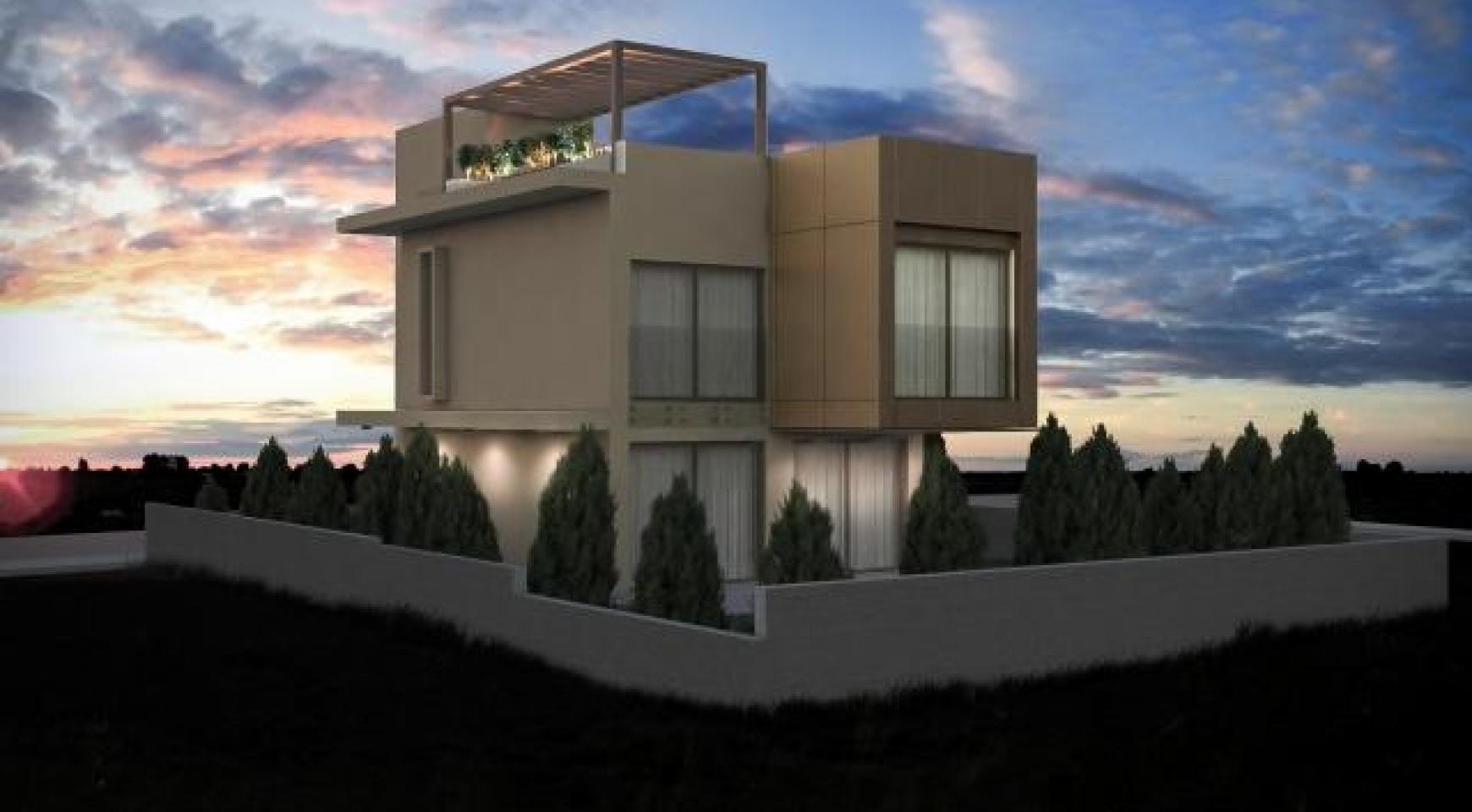Новый Современный 3-Спальный Дом в Центре Города - 1