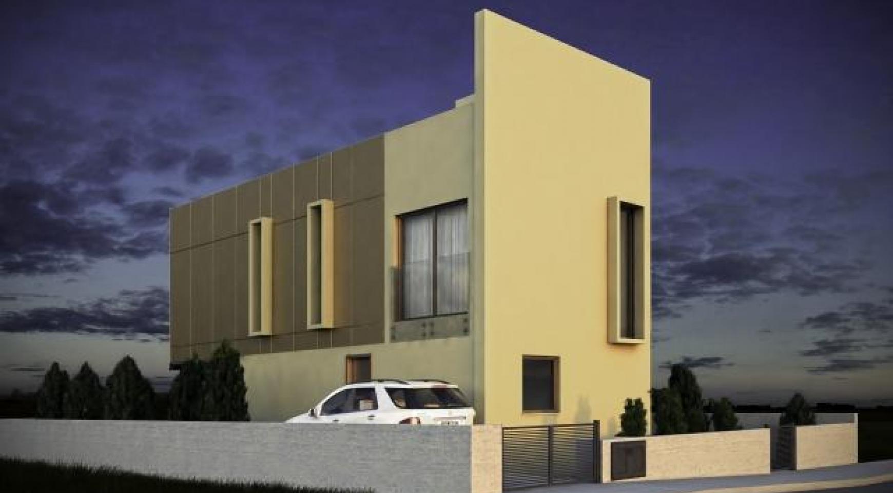 Новый Современный 3-Спальный Дом в Центре Города - 2