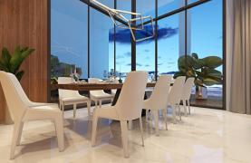 Sky Tower. Современная Просторная Односпальная Квартира 302 возле Моря - 55