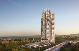 Sky Tower. Современная Просторная Односпальная Квартира 302 возле Моря - 44