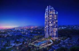 Sky Tower. Современная Просторная Односпальная Квартира 302 возле Моря - 39