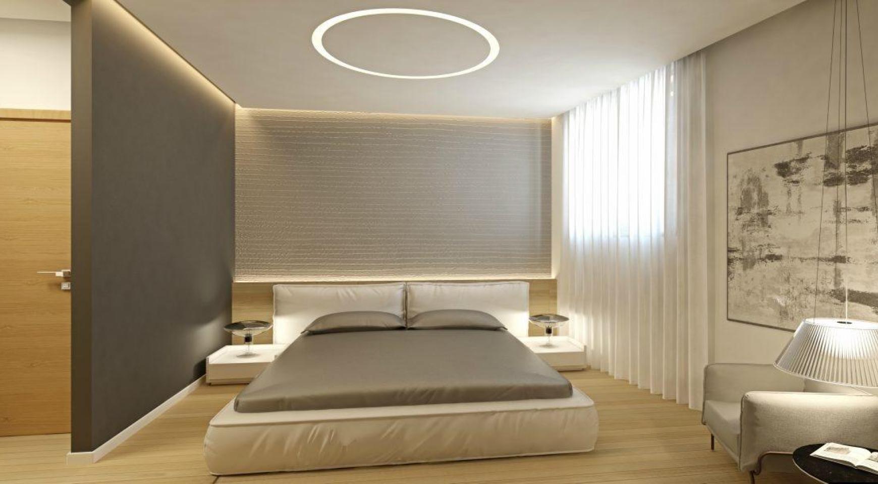 Современный 4-Спальный Пентхаус в Новом Уникальном Проекте у Моря - 19